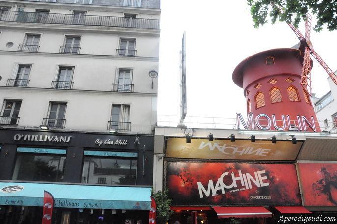 o sulllivan Paris