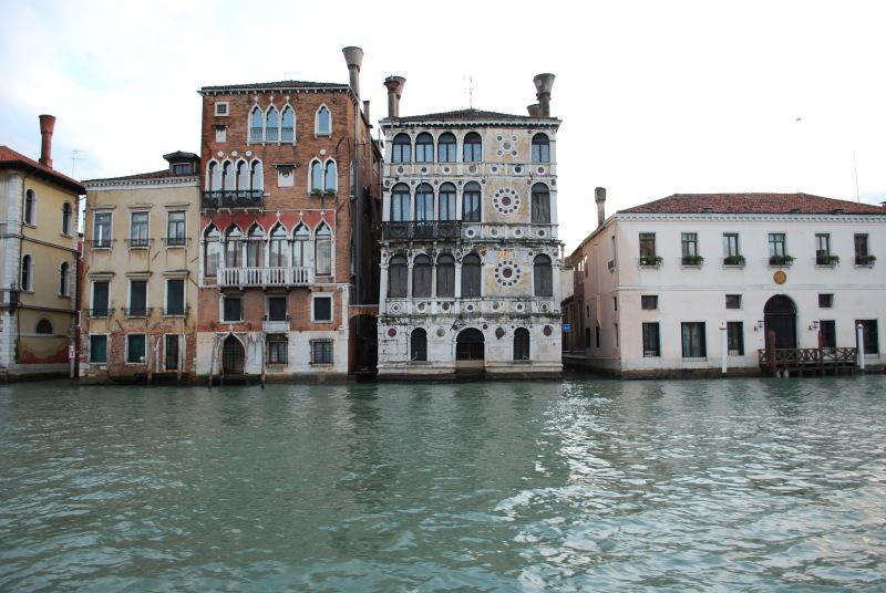 palais hanté dario Venise