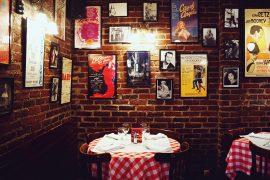 restaurant Joe Allen à Paris