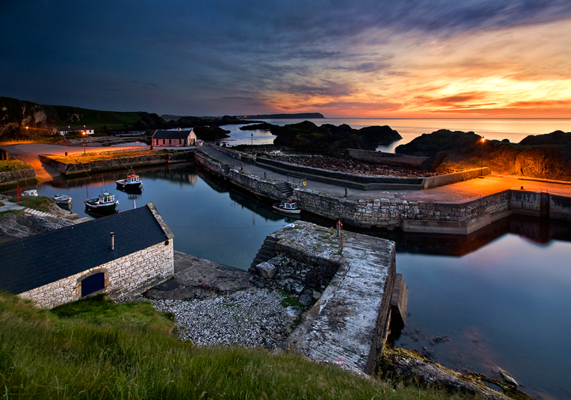 Ballintoy Harbour, Lordsport Game of Thrones