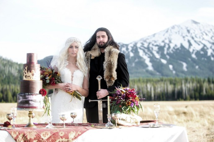 mariage game of thrones
