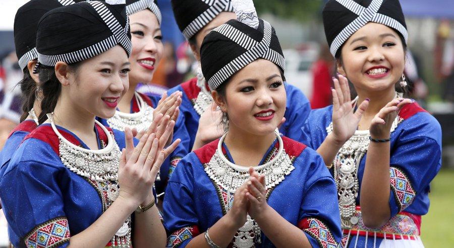 nouvel an hmong à Rillieux