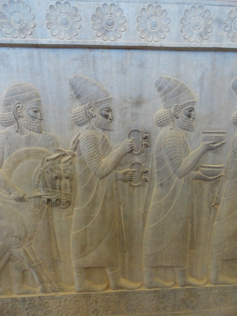 Persepolis en Iran
