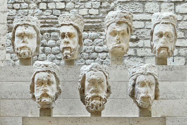 Les rois décapités de Notre-Dame de Paris