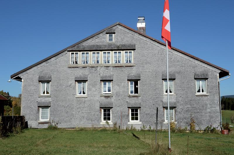 Le centre d'initiation d'holorgerie en Suisse d'Olivier Piguet