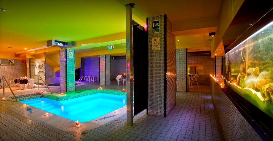 Sauna Thermas // Photo par saune thermas