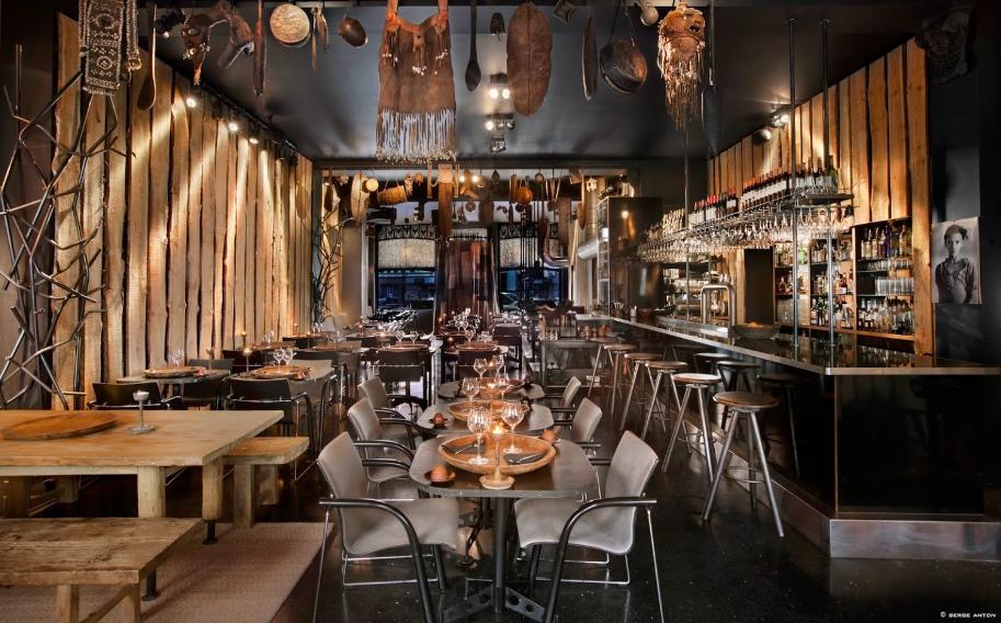 Restaurant Toukoul, Bruxelles
