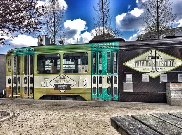 © kalender2010 (flickr)  Tram de Boitsfort