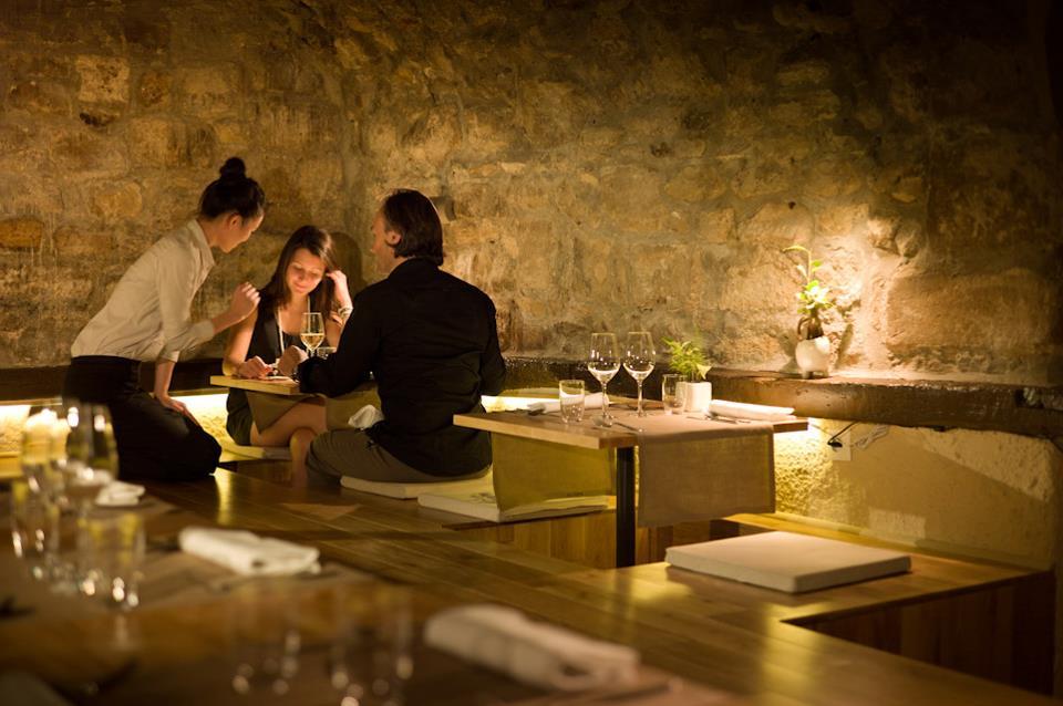Le restaurant Franco-japonais, le Sola