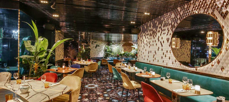 Vrde by yeeels, un restaurant branché et festif aux designs atypique et moderne