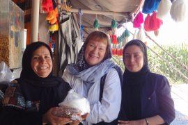 l'hospitalité des iraniens