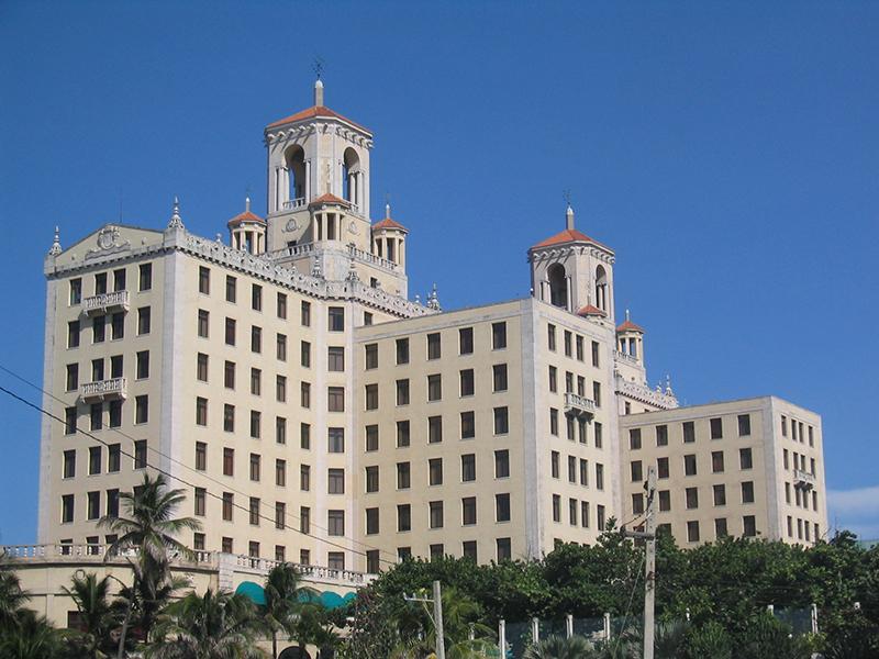 hotel Nacional à la Havane