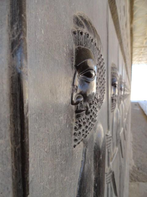 Bas-relief de Persépolis