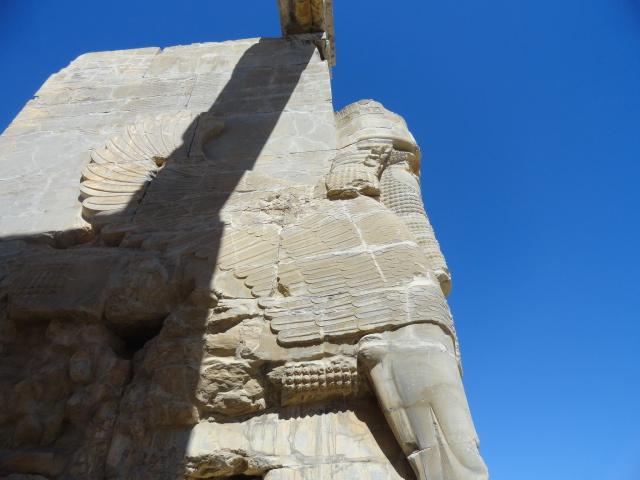 porte de tous les peuples Persépolis