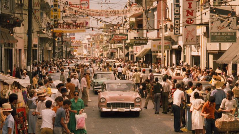photo tournage Parrain 2 à la Havane