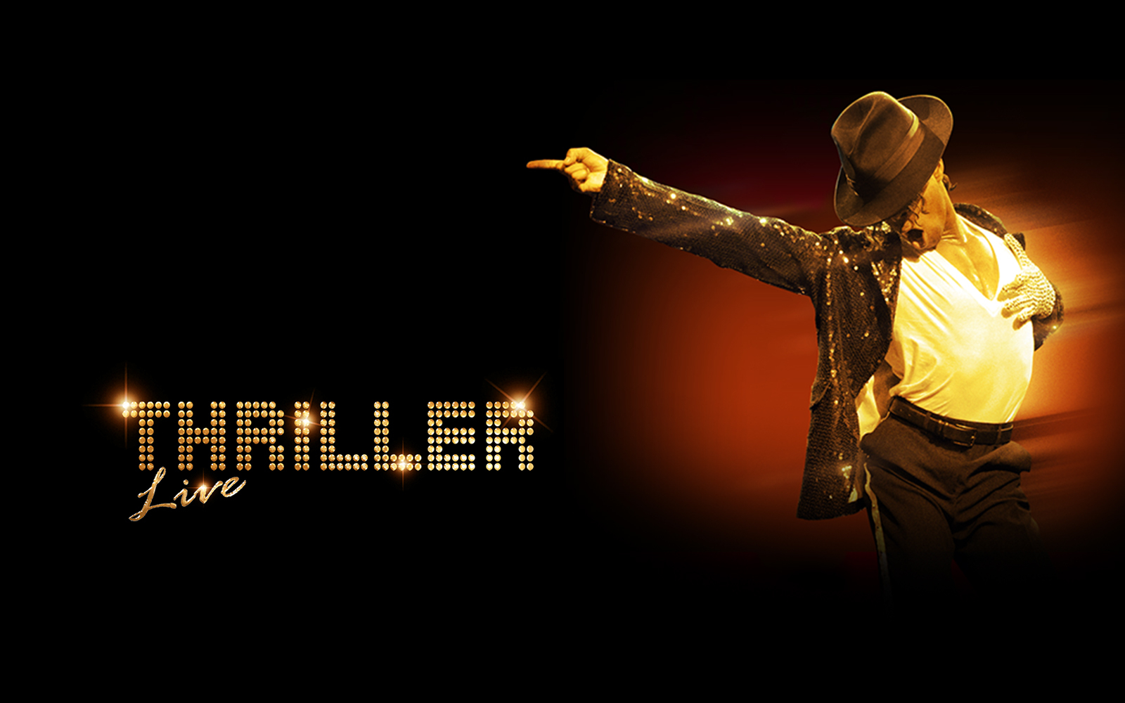 Le spectacle Thriller