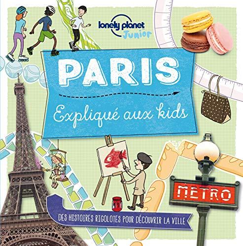 Guide Paris expliqué aux kids