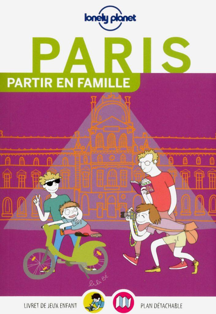 Guide Paris partir en famille