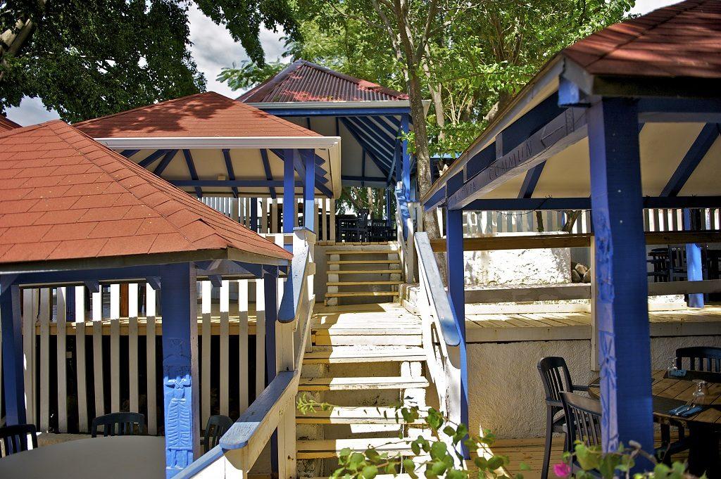 Rocher le Malendure Guadeloupe