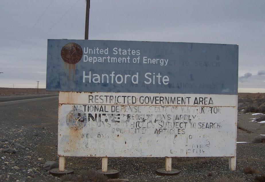 Le site nucléaire de Hanford aux Etats-Unis