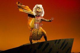 La comédie musicale Roi Lion