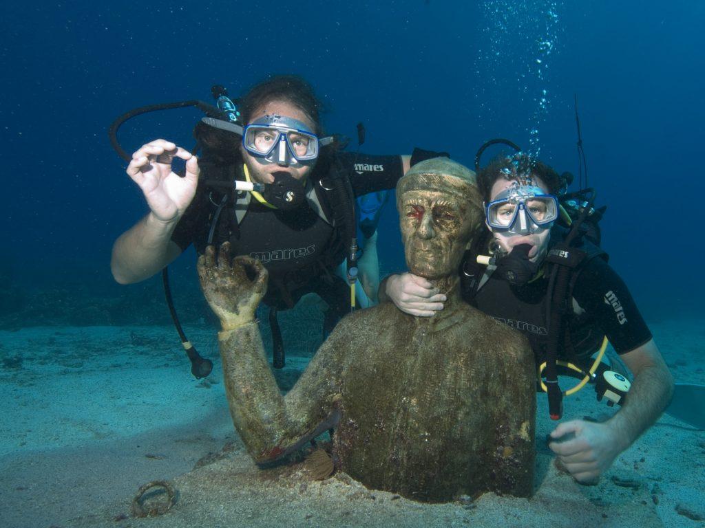 Reserve Cousteau en Guadeloupe