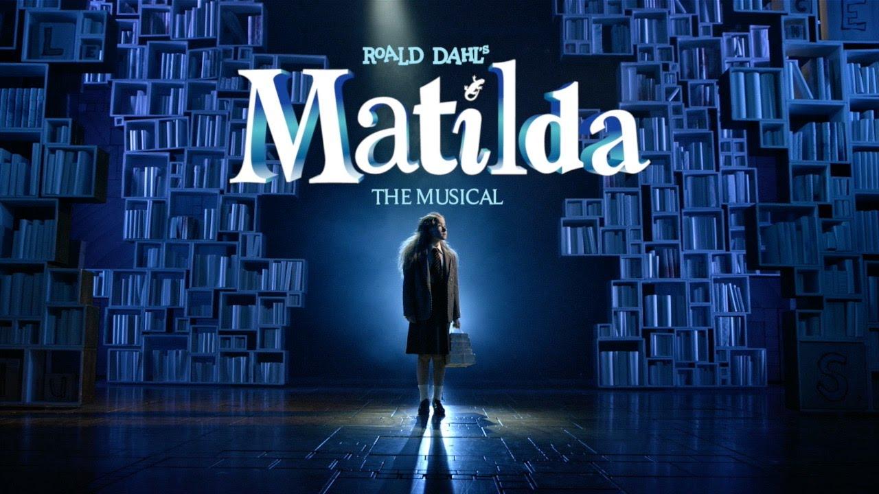 La comédie musicale Matilda à Londres