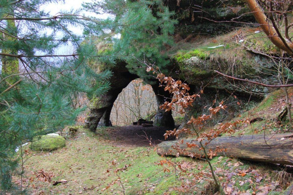 La roche des fées (67)