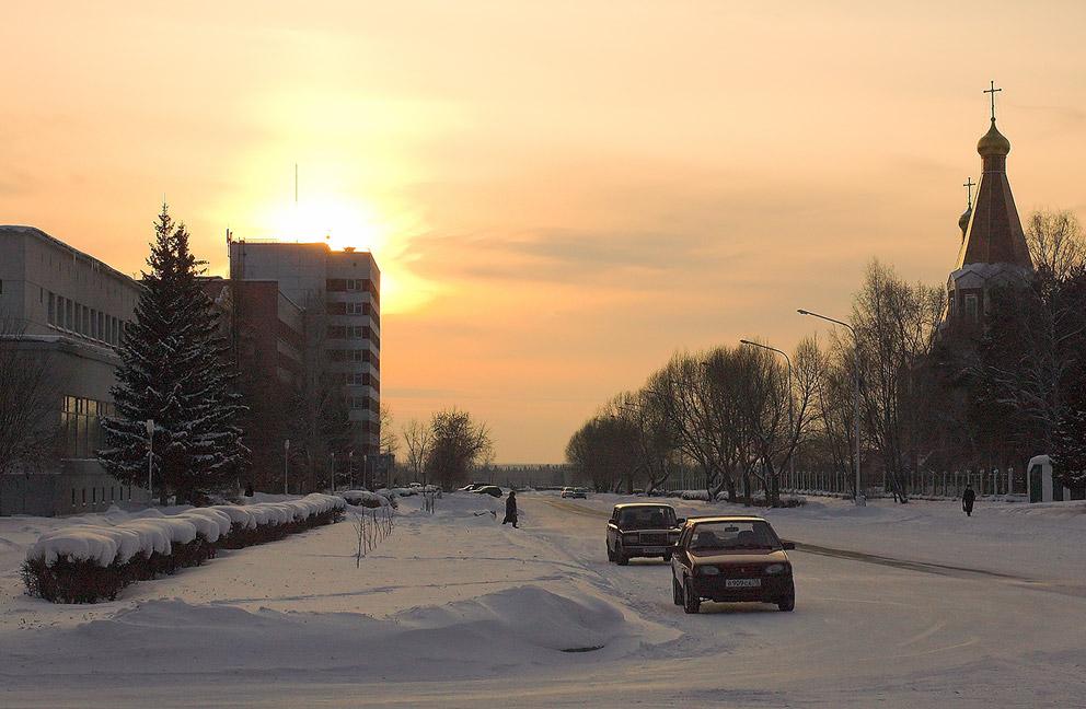 La ville de Seversk exposée aux déchets nucléaires