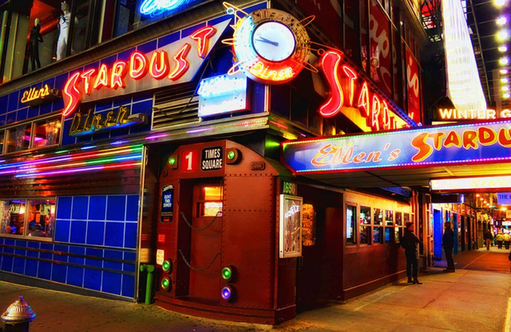Ellen's Stardust Diner à New-York
