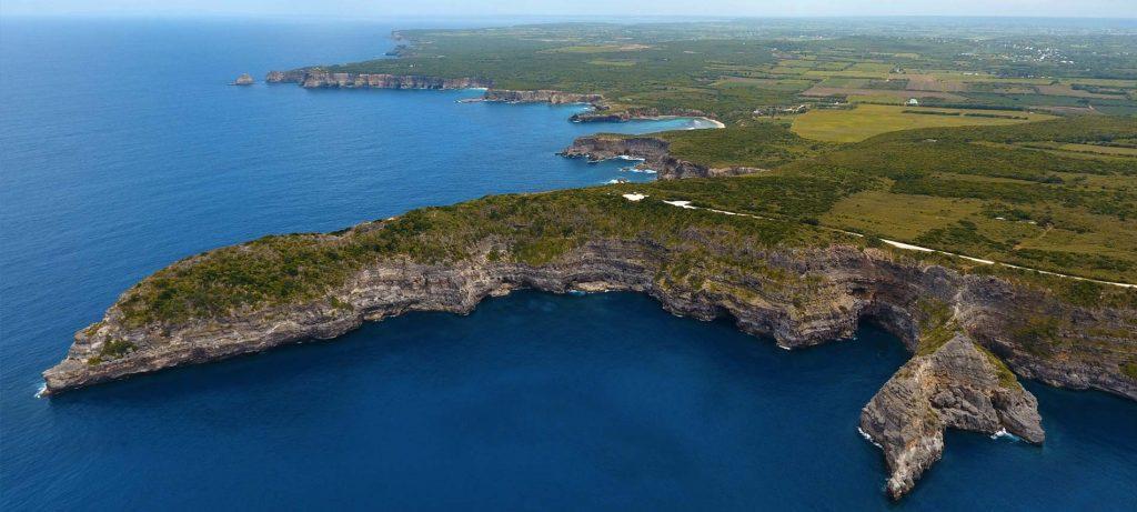 Pointe de la grande vigie Guadeloupe
