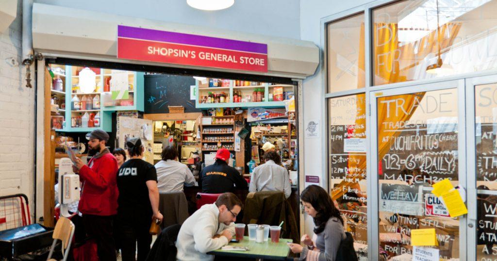 L'incroyable  Shopsin's