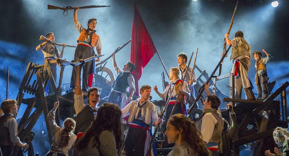 La révolution sur scène à Londres