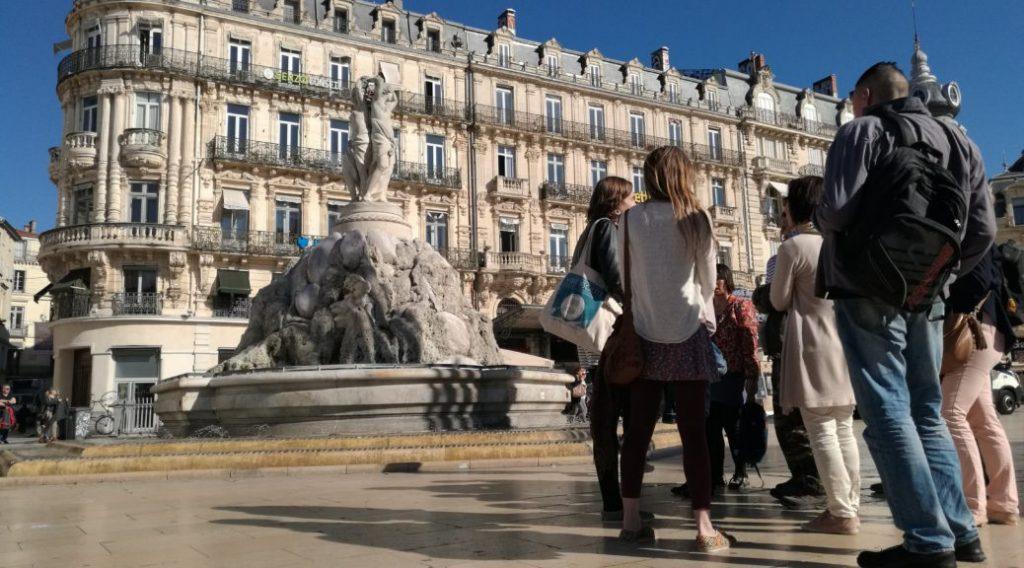Visit'insolite de Montpellier