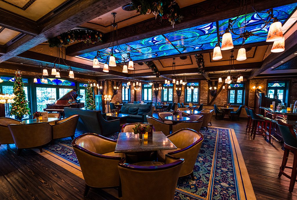 Le très select club 33 de Disneyland