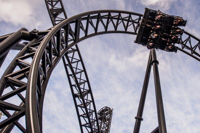 L'attraction de l'horreur, Saw the ride au Royaume-Uni