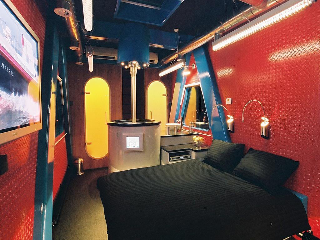 hotel grue aux Pays Bas