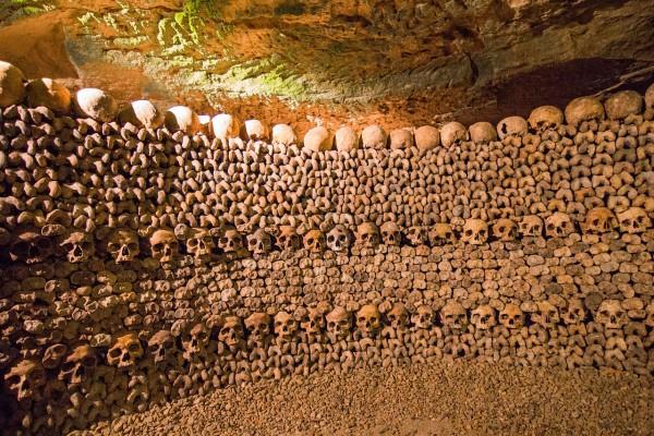 les catacombes paris