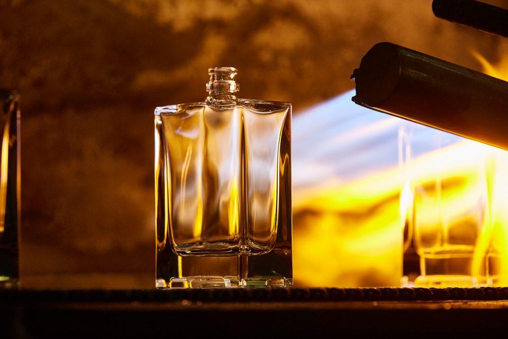 le verre précieux de la Glass Vallée