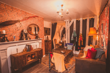 appartement airbnb harry potter