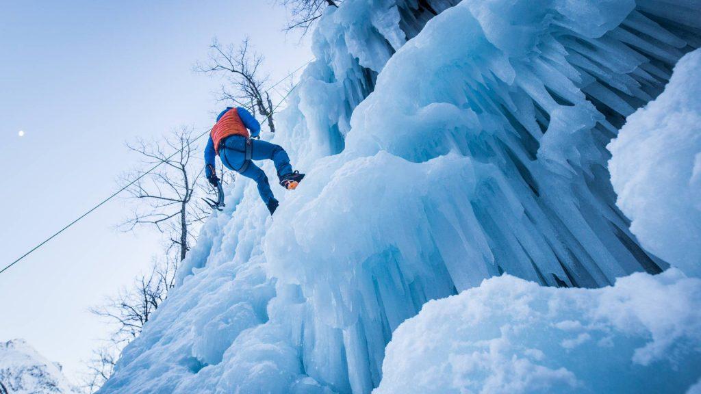 cascade glace
