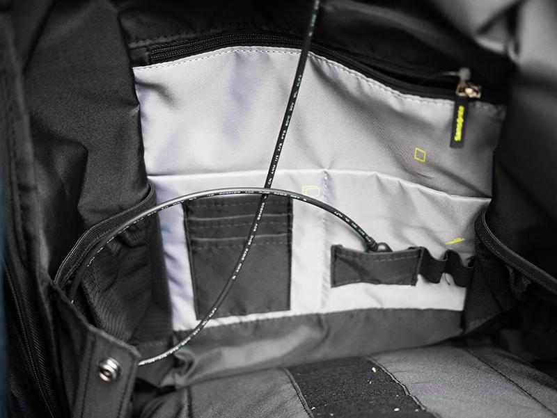 sac à dos securipak samsonite