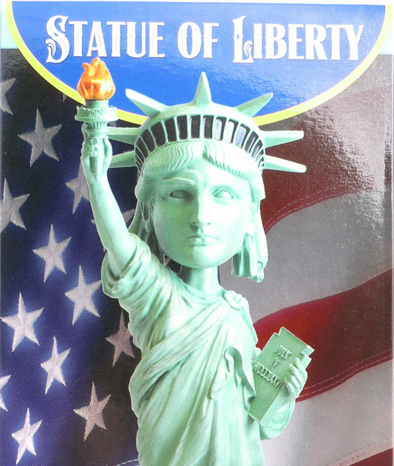 statue de la liberté bobble head