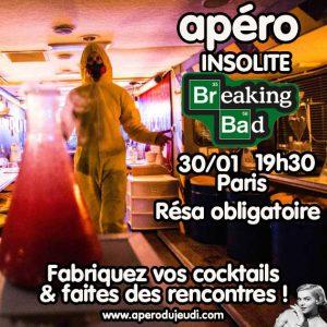 apéro insolite breaking bad