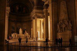 nuit au panthéon
