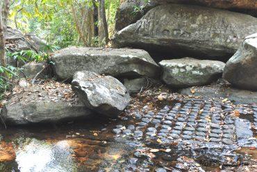 Kbal Spean riviere 1000 lingas angkor