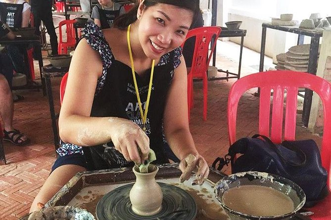 cours poterie khmer angkor