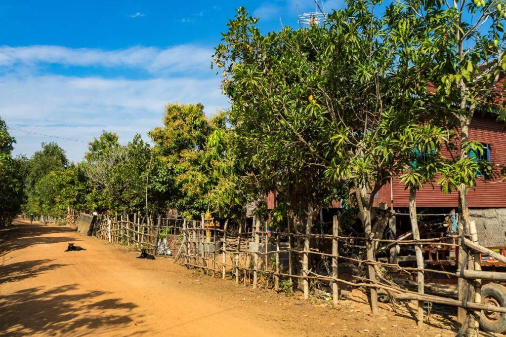 excursion village khmer angkor