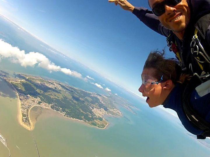 parachute la rochelle