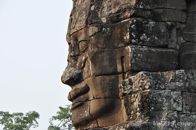 temple bayon angkor